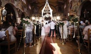 Αναβολή γάμων και βαπτίσεων λόγω κορωνοϊού…