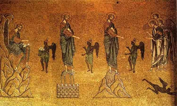 Οι δαίμονες ως αποστάτες άγγελοι
