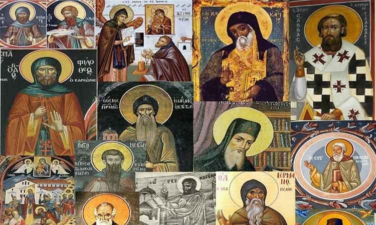 Άγιος Ιωάννης Μαυρόποδας Eπίσκοπος Ευχαΐτων