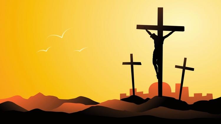 Σταύρωση υπέμεινε κι ανάσταση θα ΄ρθρεί