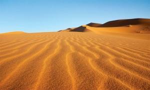 Η έρημος