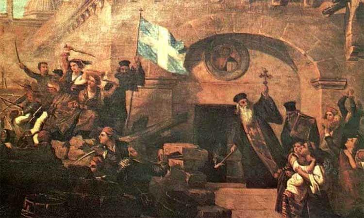 Το Ολοκαύτωμα της Μονής Αρκαδίου (8 Νοεμβρίου) & ένας έφηβος