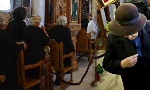 «Εκκλησία; Αυτά είναι για τους γέρους»