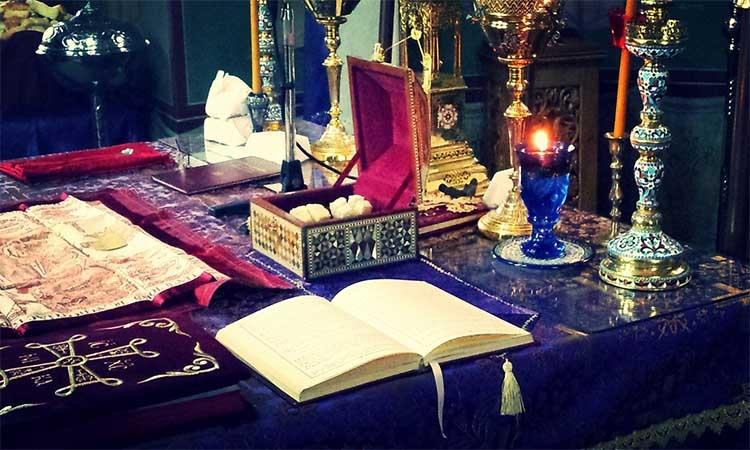 Το μυστήριο της Προηγιασμένης Θείας Λειτουργίας