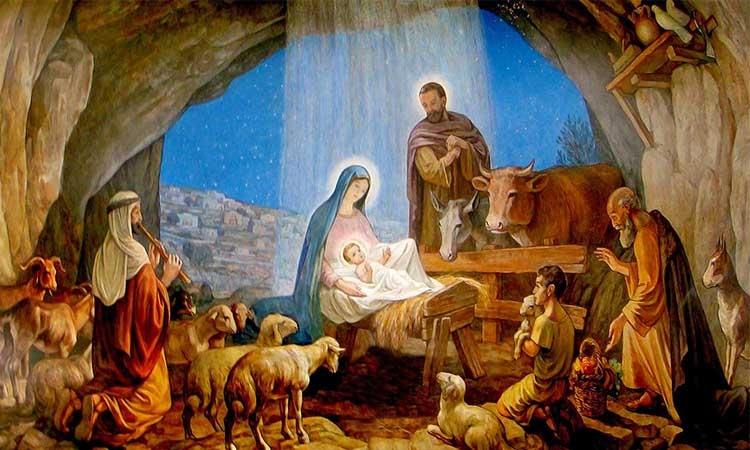 """Όταν τελικά δεν """"γεννήθηκε"""" ο Χριστός...."""