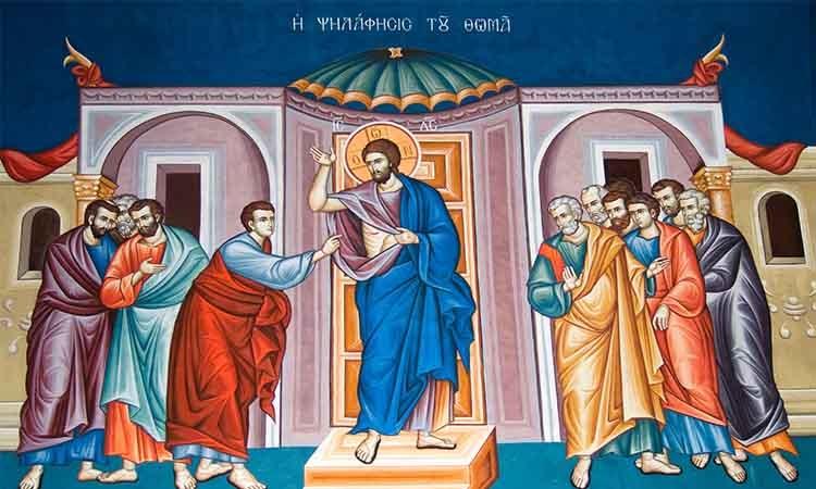 """Για να γίνεις πιστός, πρώτα πρέπει να γίνεις """"άπιστος""""....!"""