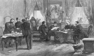 Η επανάσταση του Ολύμπου και η ακύρωση της συνθήκης του Αγίου Στεφάνου (1878)