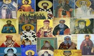 Άγιοι του Ιανουαρίου