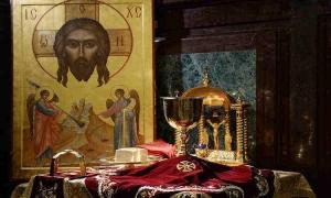 Θεία Λειτουργία: Η Θεανθρώπινη ένωση!