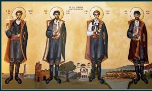 Άγιοι και εορτές του Σεπτέμβρη στο Ρέθυμνο