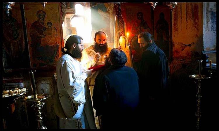Ο Άγιος Ιωάννης Χρυσόστομος για την Θεία Κοινωνία