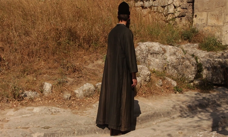 Μοναχός Μανασσής, ο διά Χριστόν σαλός