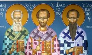 Το μέλλον της Παιδείας υπό τήν σκέπη των Τριών Ιεραρχών