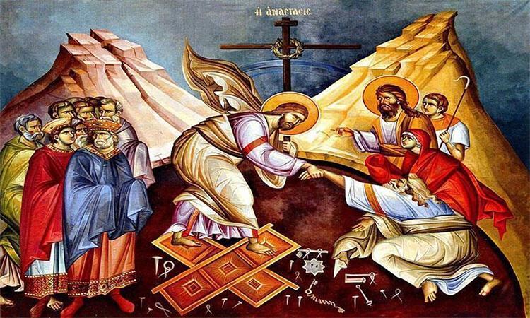 Η Ανάσταση του Χριστού στην ζωή μας.