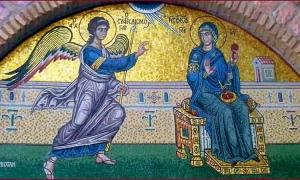 Ο Ευαγγελισμός της Παναγίας μας και η εθνική μας παλιγγενεσία