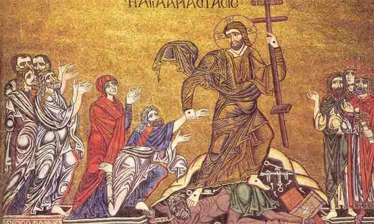 Από το Πάσχα ώς του Αγίου Πνεύματος