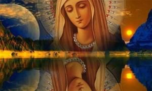 Η Παναγία, «ως πόθος της καρδιάς» μας.
